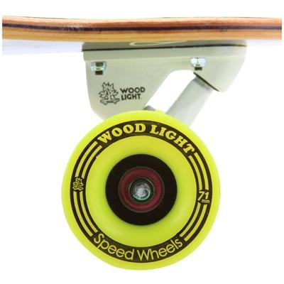 Long Board Wood Light Simétrico W091
