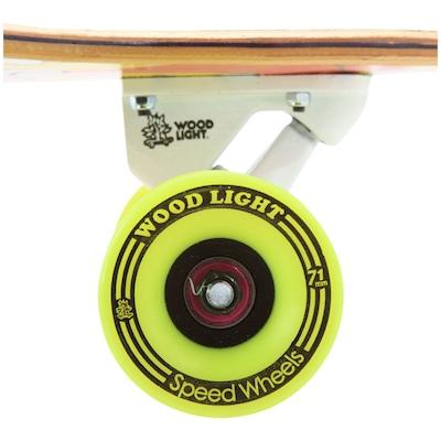 Long Board Wood Light Simétrico W092