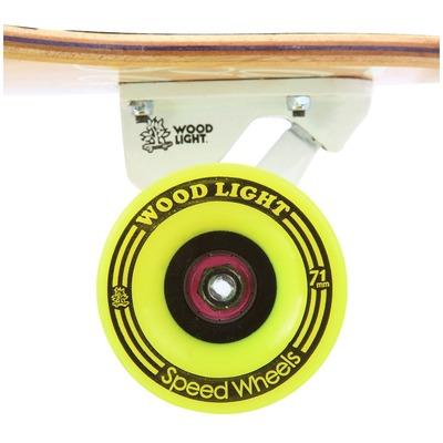 Long Board Wood Light Simétrico W093