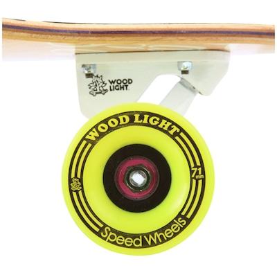 Long Board Wood Light Simétrico W095