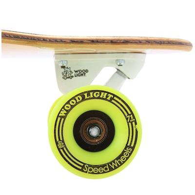 Long Board Wood Light Simétrico W096
