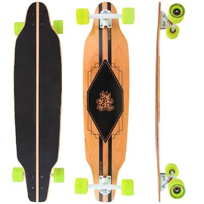 Long Board Wood Light Simétrico W098