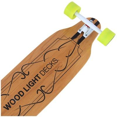 Long Board Wood Light Simétrico W100