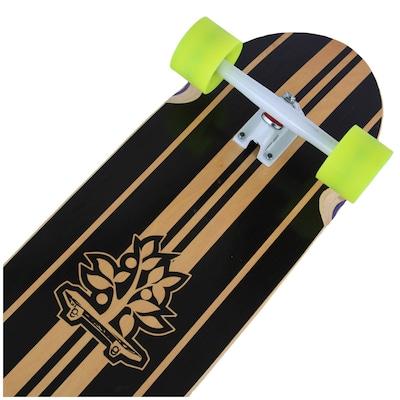 Longboard Wood Light Free Ride W109