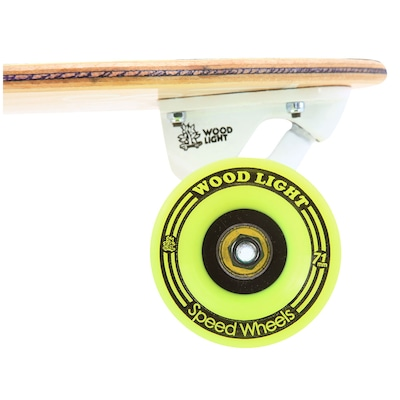 Long Board Wood Light Tail W124