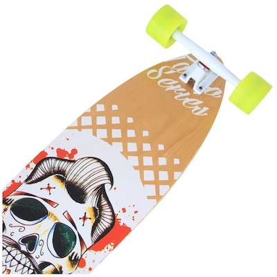Longboard Wood Light Tail W126