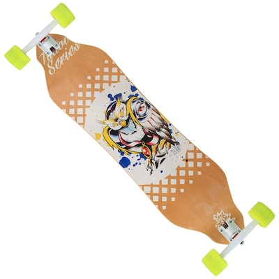 Long Board Wood Light Street Curve W113
