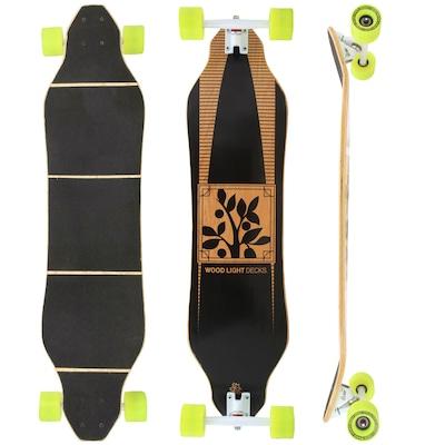 Long Board Wood Light Street Curve W117