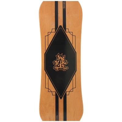 Long Board Wood Light Street Curve W118