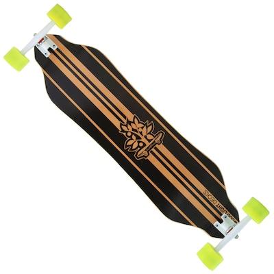 Long Board Wood Light Street Curve W119