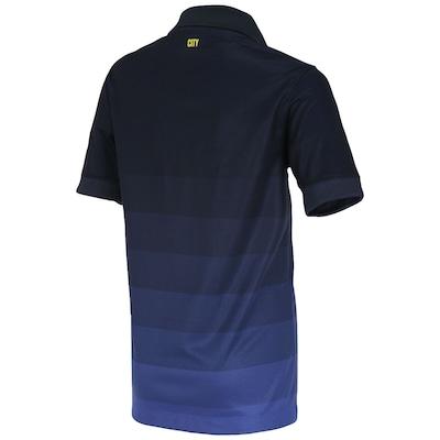 Camisa Nike Manchester City II 2014-2015 s/ n° - Juvenil