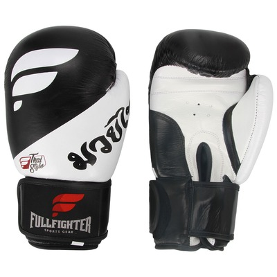 Luvas de Muay Thai Full Fight Style PRO Premium - 14 OZ - Adulto