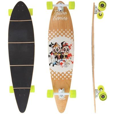 Long Board Wood Light Tail W132