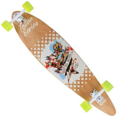 Longboard Wood Light Pin Tail W133