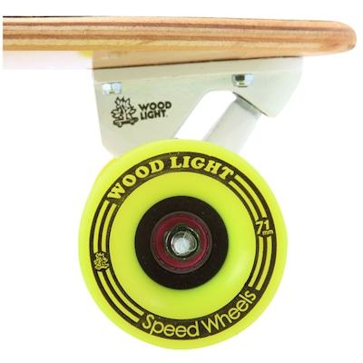 Long Board Wood Light Pin Tail W134