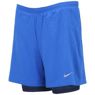 Calção Nike 5 Phenom 2 in 1