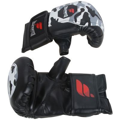Luvas de Bate Saco Full Fighter Cardio Sintético Camuflado