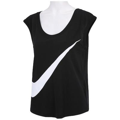 Camiseta Nike Large Swoosh - Feminina
