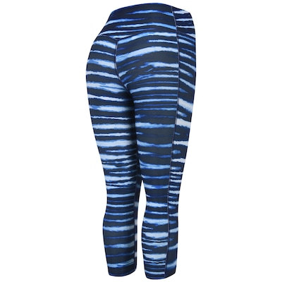 Calça Legging Capri Nike Legend 2.0 Tight Tiger - Feminina
