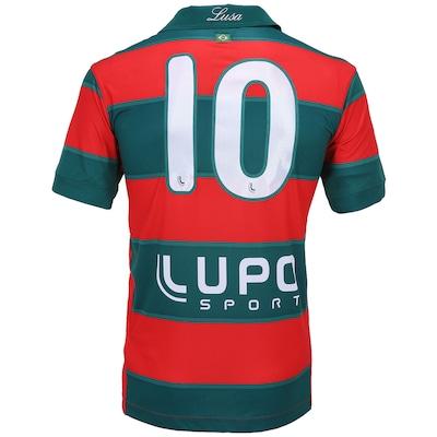 Camisa Lupo Portuguesa I 2014 n°10