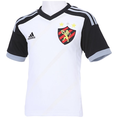 Camisa adidas Sport Recife II 2014 - Infantil