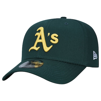 Boné New Era Oakland Athletics - Fechado -  Adulto