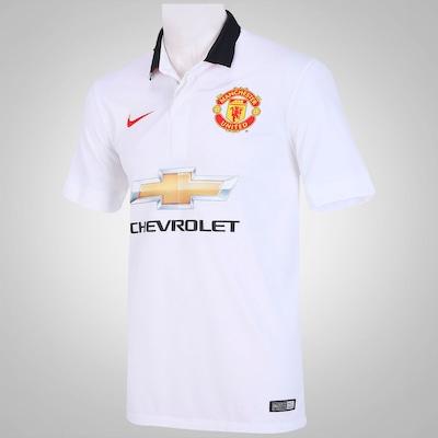 Camisa Nike Manchester United II 2014-2015 s/nº
