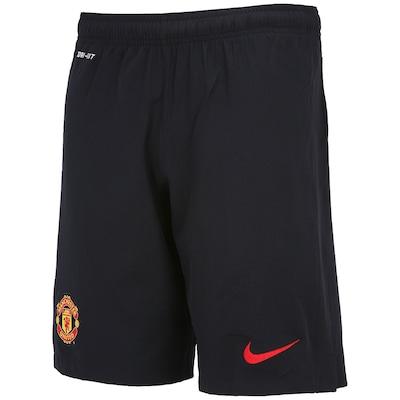 Calção de Goleiro Nike Manchester United 2014-2015