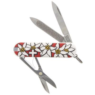 Canivete 7 Funções Victorinox Classic Edelweiss