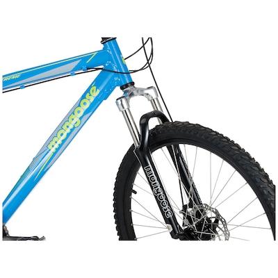 Bicicleta Mongoose X Treme Comp - Aro 26 - Freio a Disco - Câmbio Traseiro Shimano - 21 Marchas