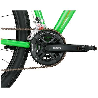 Bicicleta Mongoose Predator Sport - Aro 29 - Freio a Disco - Câmbio Traseiro Shimano - 21 Marchas