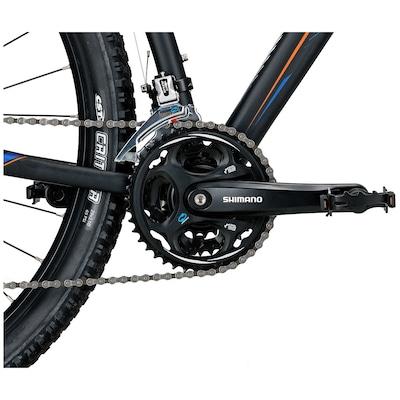 Bicicleta Mongoose Predator Comp - Aro 29 - Freio a Disco - Câmbio Traseiro Shimano - 24 Marchas