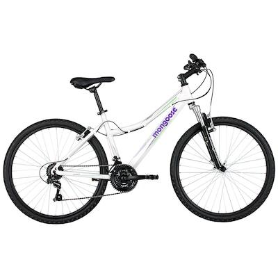 Bicicleta Mongoose L Edge - Aro 26 - Freio V-Brake - Câmbio Traseiro Shimano - 21 Marchas