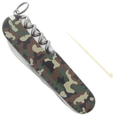 Canivete Victorinox Huntsman Camuflado 15 Funções