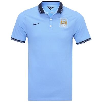 Camisa Polo Nike Manchester City League