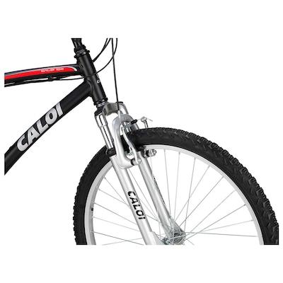 Bicicleta Caloi 100 Sport - Aro 26 - Freio V-Brake - Câmbio Traseiro Caloi - 21 Marchas