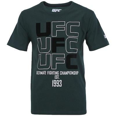 Camiseta UFC 1993 - Masculina