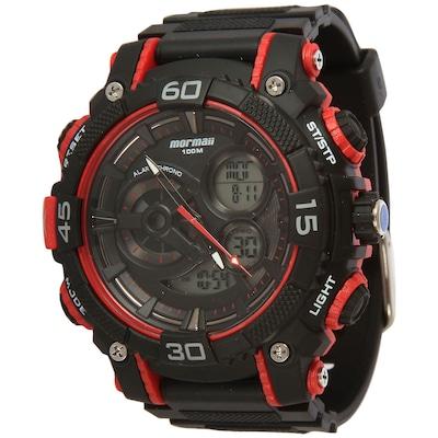Relógio Masculino Analógico Digital Mormaii MO12598