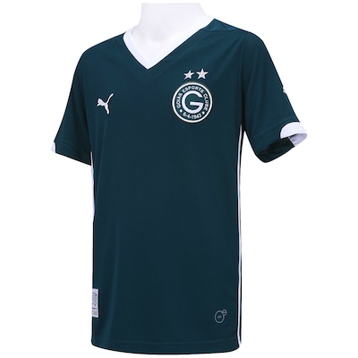 Camisa Puma Goiás I 2014 nº10 - Infantil