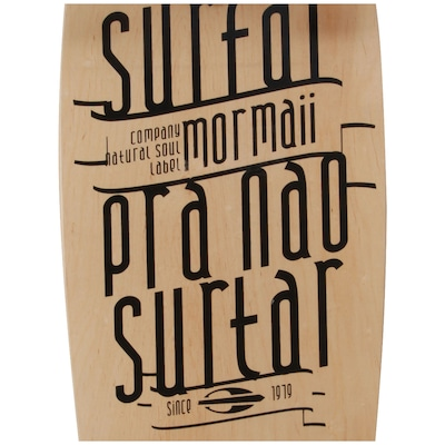 Long Board Mormaii Especial Carver 498