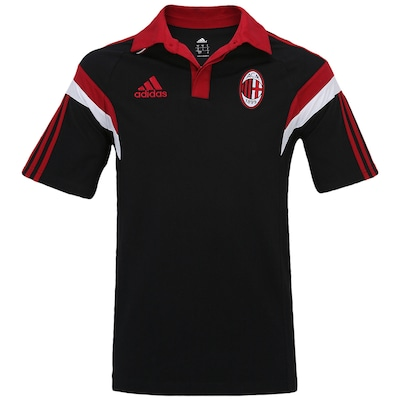 Camisa Polo adidas Milan Core