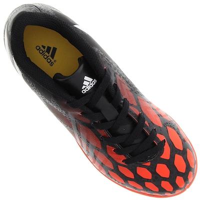 Chuteira de Futsal adidas Predito Instinct IN - Infantil