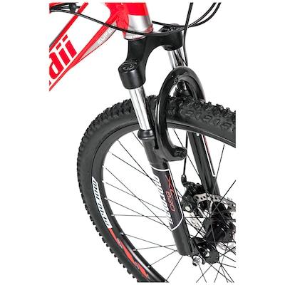 Bicicleta Mormaii Flexxxa XC620 - Aro 26 - Freio a Disco - Câmbio Traseiro Shimano - 21 Marchas