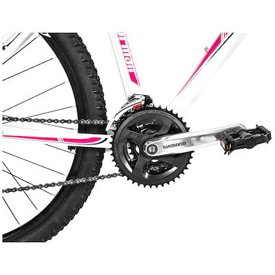 Bicicleta Mormaii Flexxxa Elegance - Aro 26 - Freio a Disco - Câmbio Traseiro Shimano - 21 Marchas