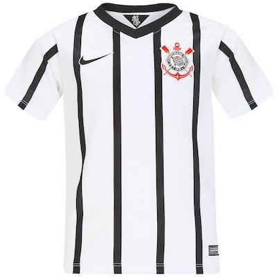 Camisa Nike Corinthians I 2014 s/n° - Infantil