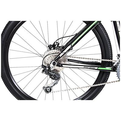 Mountain Bike Mormaii Challenge - Aro 27,5 - Freio a Disco - Câmbio Traseiro Shimano Deore - 20 Marc