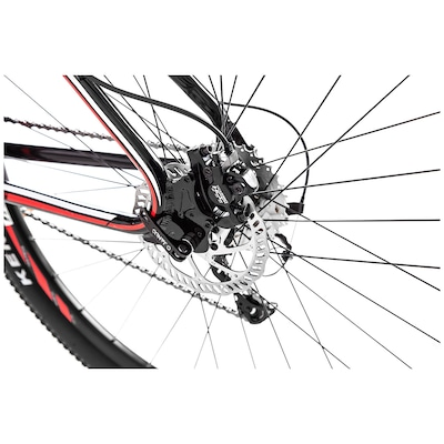 Mountain Bike Mormaii Floater XC930 - Aro 29 - Freio a Disco - Câmbio Traseiro Shimano Deore - 20 Ma