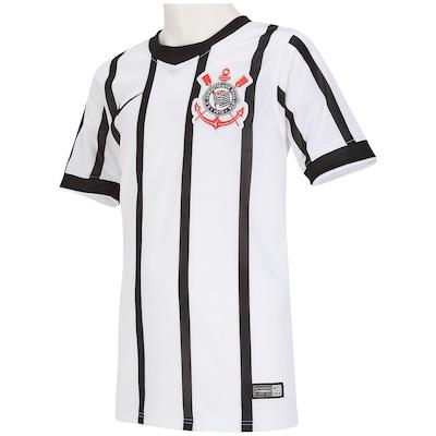 Camisa Nike Corinthians I 2014 nº10 - Juvenil