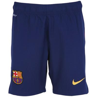 Calção de Goleiro Nike Barcelona 2014-2015 – Infantil