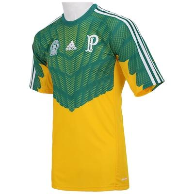 Camisa de Goleiro Palmeiras III 2014 s/nº adidas